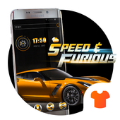 Fast Speed Theme for Android