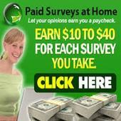 Paid Surveys at Home Reviews 1.0