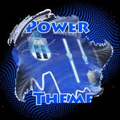 Electricity Poweramp Skin 3.0