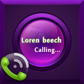 Loren Beech fake call ID 1.0