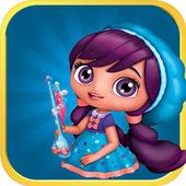 Little Dress Up Charmers games 1