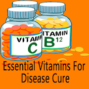 Know Vitamins for Disease Cure 1.0