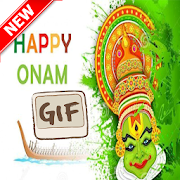 Happy Onam GIF Images and Messages New List 1.0