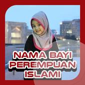 com.praumedia.namabayiperempuanislami icon