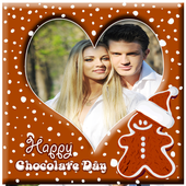 Chocolate Day Photo Frame Editor & Collage Maker 1.0