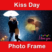 Happy Kiss Day Photo Frames & Photo Collage Editor 1.0