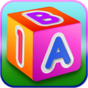 Alphabets and Numbers for Kids 3.2.1
