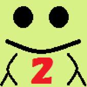 逃げろ!ゲロゲロ2!!『ハマるスリル満点の激むずゲーム』PR.GAMESAction