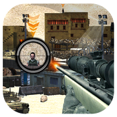 Sniper Shooter Desert War 3D 1.6