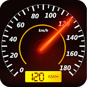 GPS Speedometer-Odometer : Trip Meter HUD Display 1.1.5