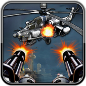 Alone Gunship War: Heli Gunner 1.6