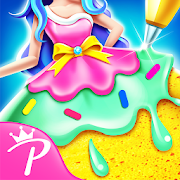 Queen Cakes Maker- Princess Cake Baking Salon 1.0