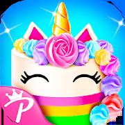 Unicorn Frost Cakes Shop - Sweet Cake Bakery 1.2
