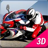 Sports Motorcycle Racing LWP