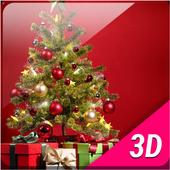 Winter Gift Christmas Tree LWP 1.0