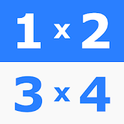 Multiplication table 1.0.0