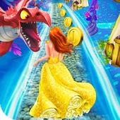 Temple Princess Run - Hungry Dragon Escape 1.0.1