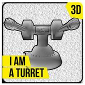 I'm A TurretPrograde BurningArcade