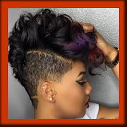 African Short Hairstyle 1.5