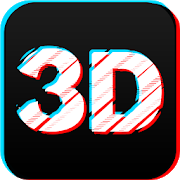 3D Effect- 3D Camera, 3D Photo Editor & 3D Glasses 1.08