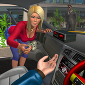 Racing In Taxi 1.1