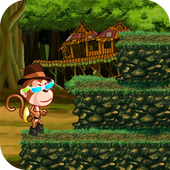 Crazy Monkey Jungle Dash 2