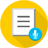 Voice Typing Notepad - Speech Notes 1.0