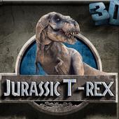 Jurassic T-Rex : Dinosaur 2.4