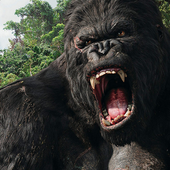 Mad Gorilla Simulator : Hunter 1.7