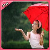 Rain Photo Frame 2.0