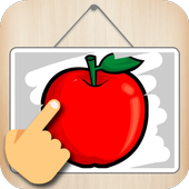 Scratch that object - Quiz for Kids, Kids Games 1.0