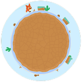 Free Little Planet Tap Game 2.0