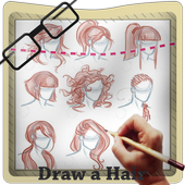 How to Drawing Hair