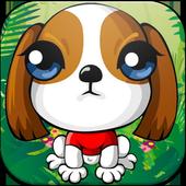 Jungle Puppy Cartoon 1.0