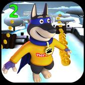 Paw hero dog 3D 4