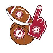 Alabama Crimson Tide Selfie Stickers 3.0.0