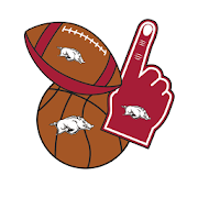 Arkansas Razorbacks Selfie Stickers 3.0.0