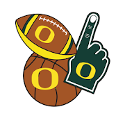 Oregon Ducks Selfie Stickers 3.0.0