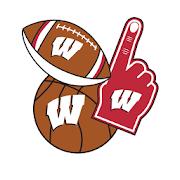 Wisconsin Badgers Selfie Stickers 3.0.0