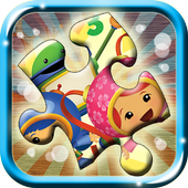 Puzzle Jigsaw Family umizoomi Game Toys 1.2