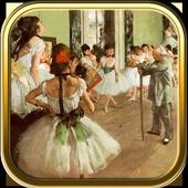 Free Edgar Degas Puzzles 3.1.6