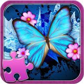 Butterfly Jigsaw Puzzle 4.4