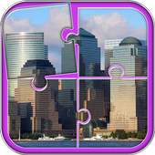 Cities Puzzle Game 4.3