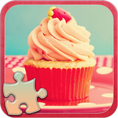 Cupcakes Jigsaw Puzzle Game 4.5