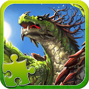 Dragons Jigsaw Puzzle 4.3