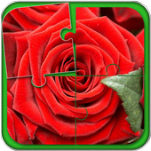 Roses Jigsaw Puzzle Game 4.1