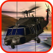 Helicopter Air Strike: Puzzle 1.0
