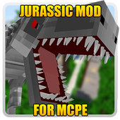 Mod Jurassic for MCPE 1.0