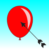 Aim And Shoot Balloon With Bow 1.0