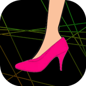 Right Size Of High-heeled Shoe 1.0